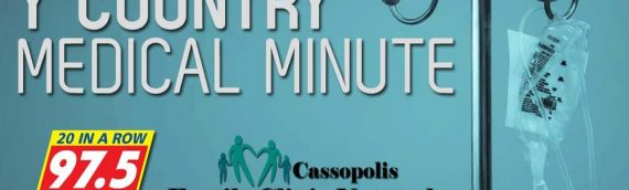 97.5 Y-Country Medical Minute – Keeping Your Child's Smile Healthy