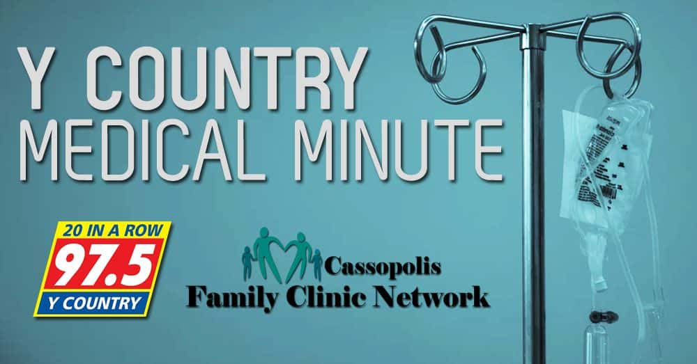 97.5 Y-Country Medical Minute – Healthy Halloween