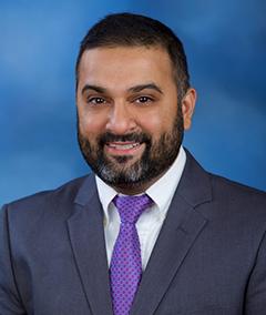 Harris Shaikh, M.D.