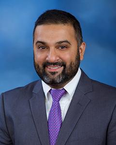 Harris Shaikh, M.D., Certified Family Medicine Physician, Cass Family Clinic, MI